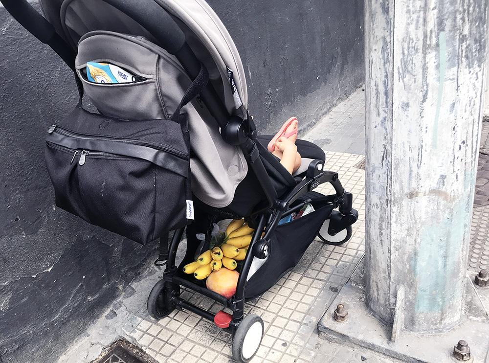 bäst i test resebarnvagn baby zen yoyo