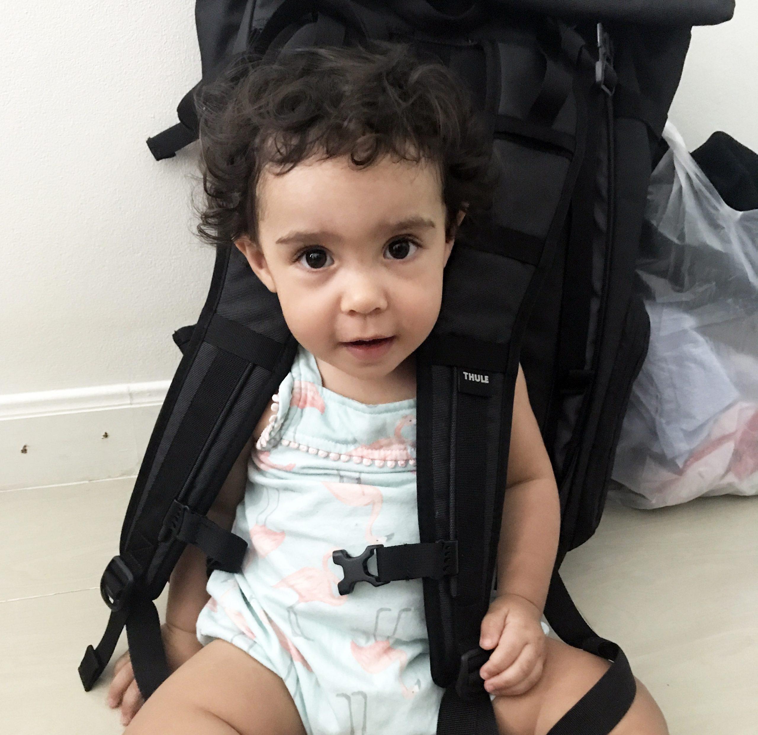 Backpacka med barn i Thailand