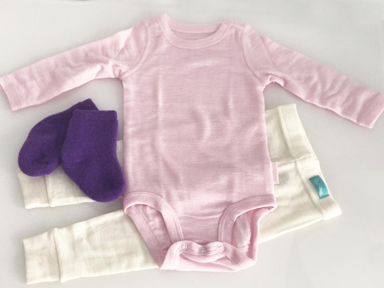 Barnkläder i ylle babykläder ull