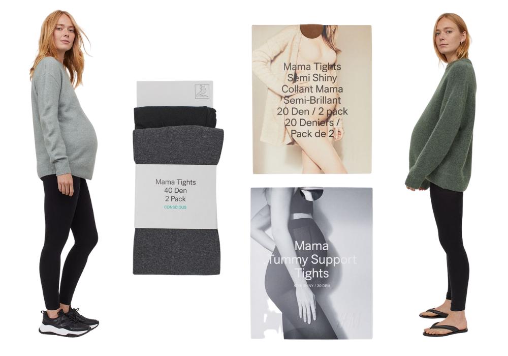 Gravidtights gravidstrumpbyxor leggings gravid