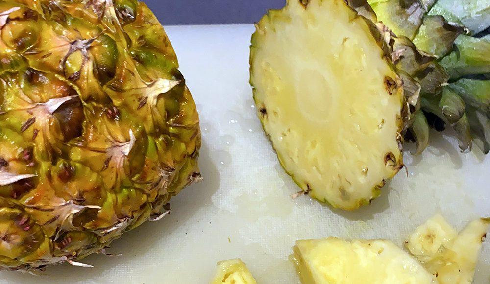 ananas sätta igång förlossning själv