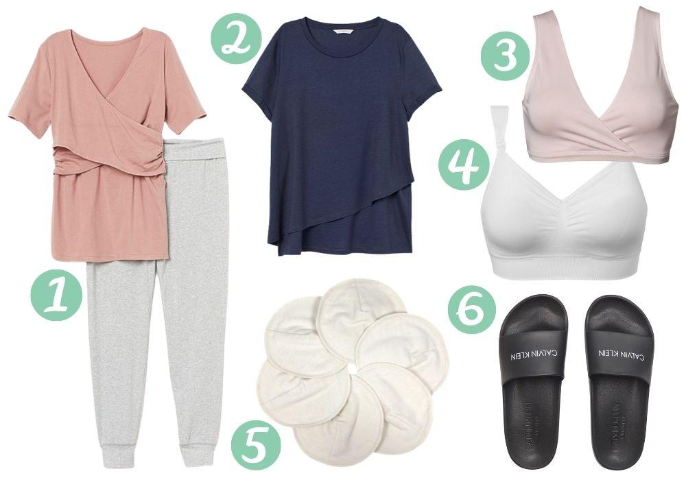 Checklista förlossningsväska packning
