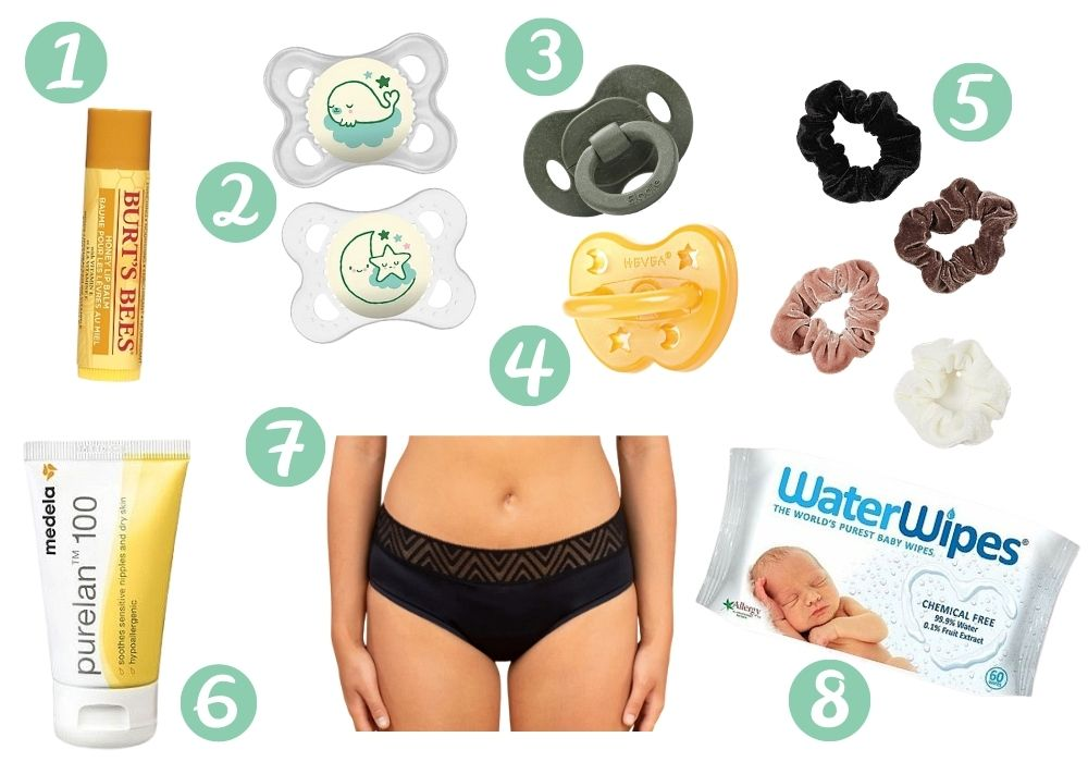 Packning förlossnings väska checklista