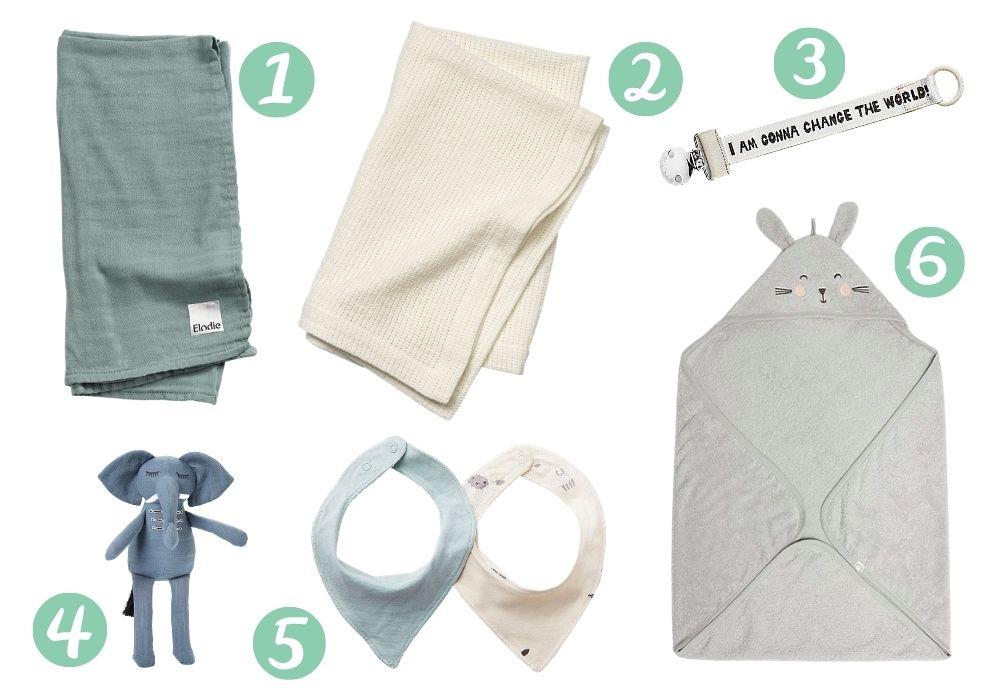 Packning till förlossningen - vad ska man ha med bebissaker