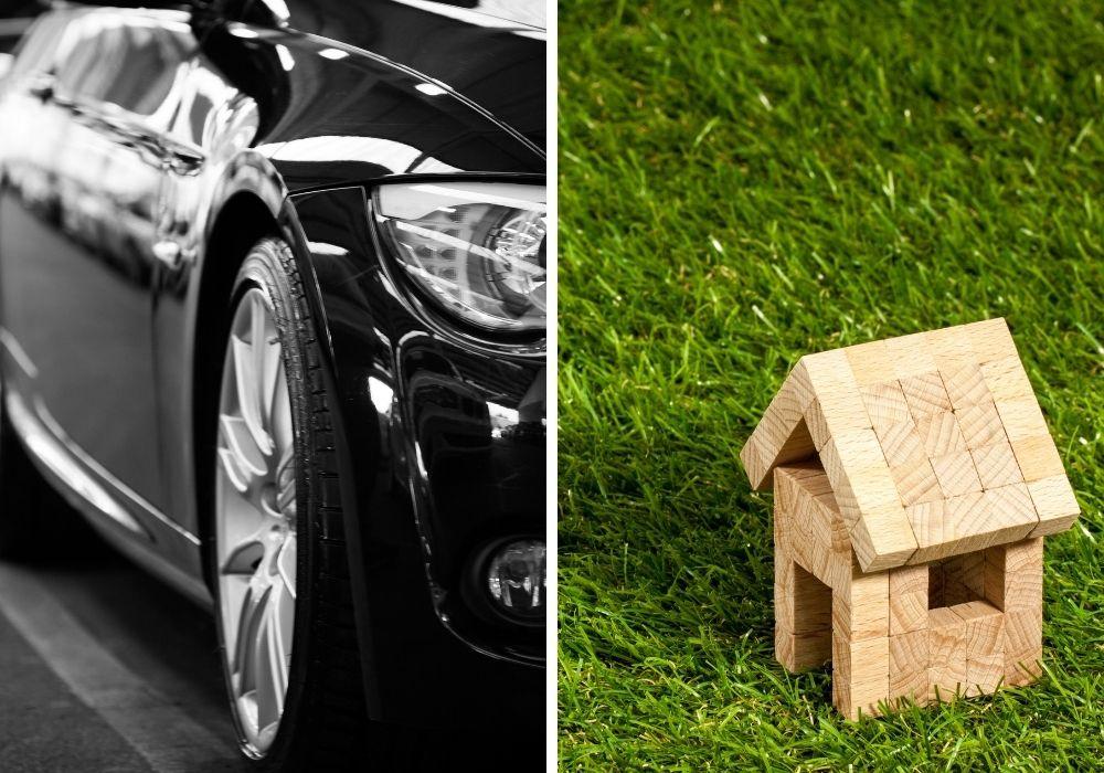 Spara till barn - bil första lägenheten