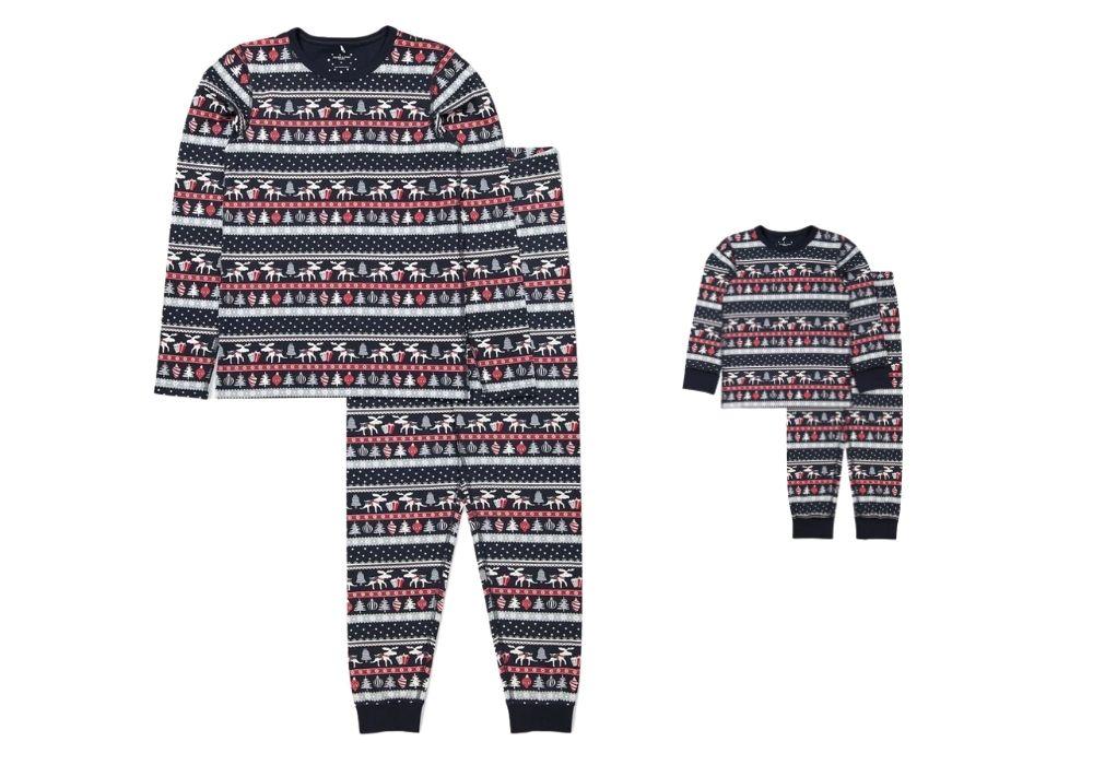 matchande pyjamas
