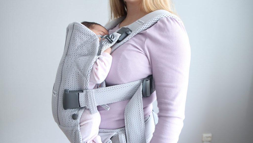 Babybjorn bärsele nyfödd säkerhet