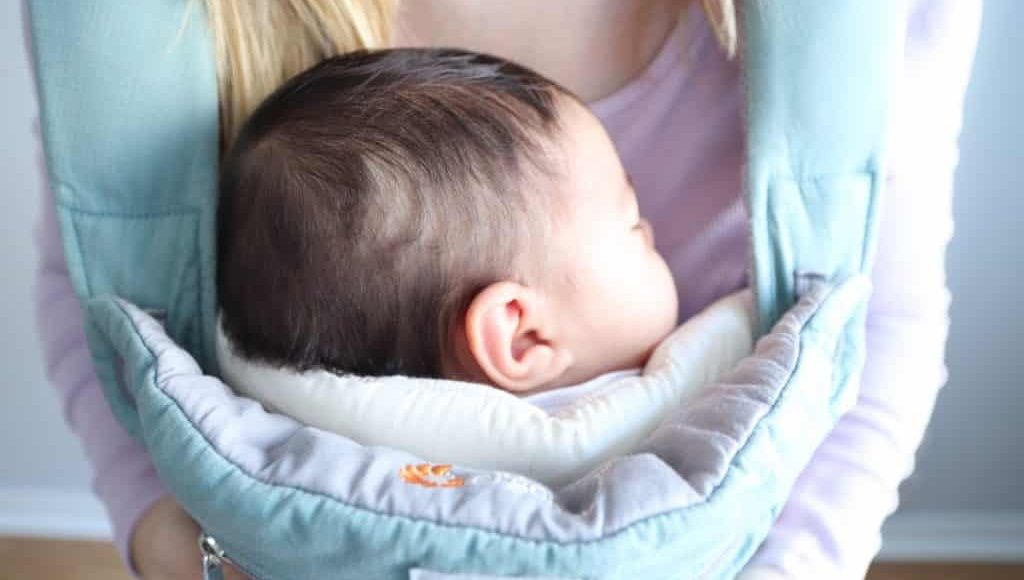 Ergobaby 360 spädbarnsinlägg