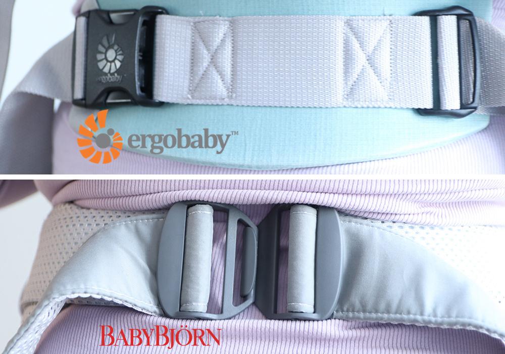 Ergobaby bäst i test babybjörn