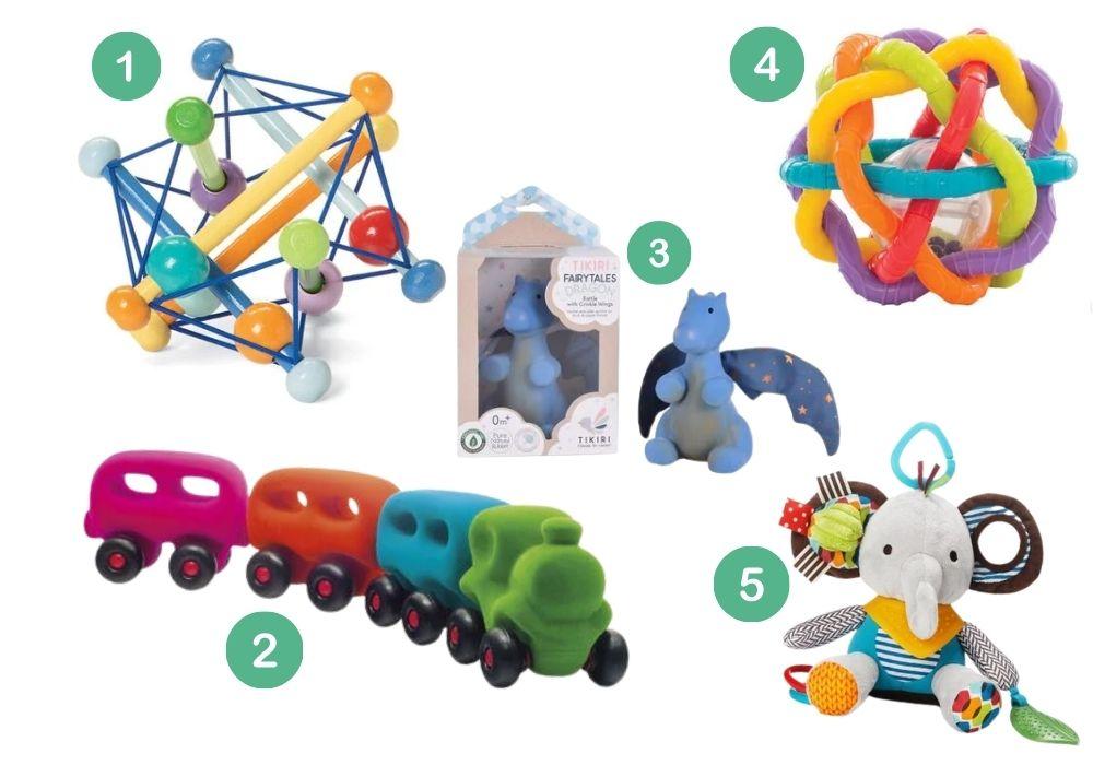 aktivitetsleksak bebis leksaker plast säkert