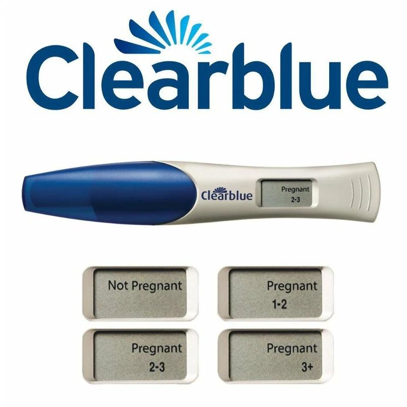 clearblue digitalt gravtest säkerhet