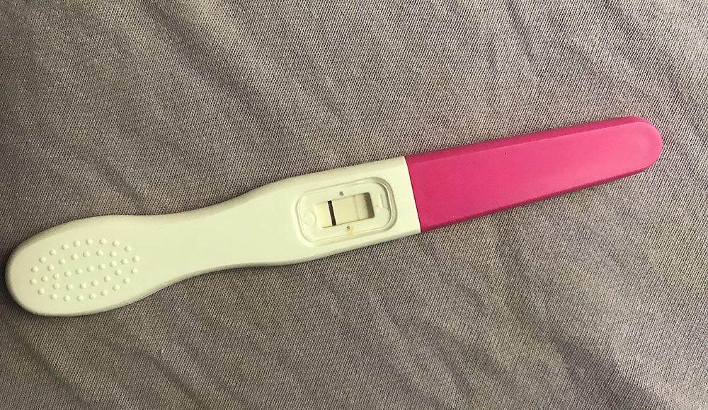 otydligt gravtest oklart graviditetstest gravid eller inte