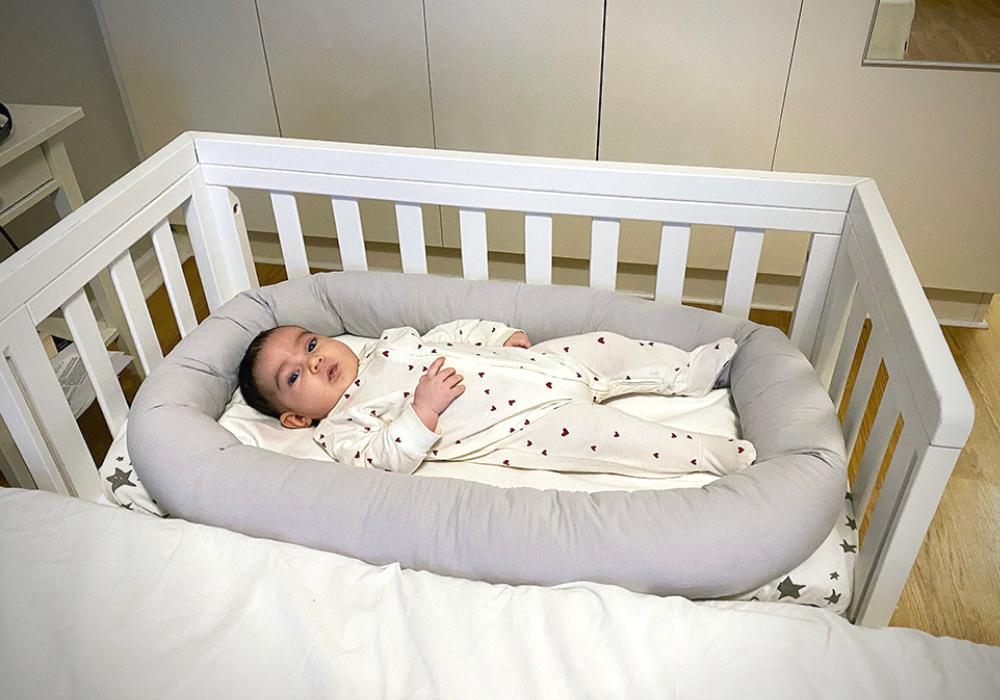 Troll bedside crib bäst i test
