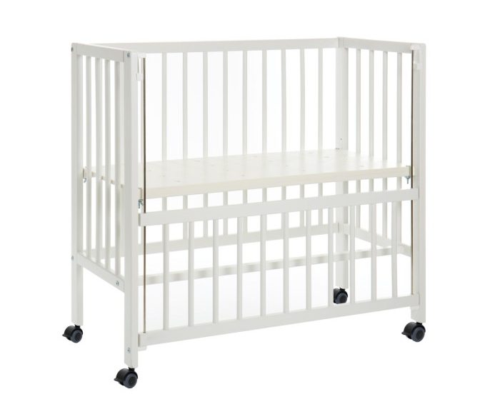 Fillikid bedside crib vit