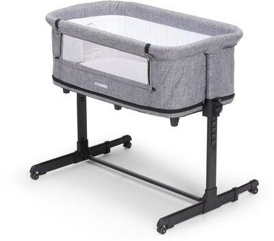 Mjuk Bedside crib Moweo 2 in 1