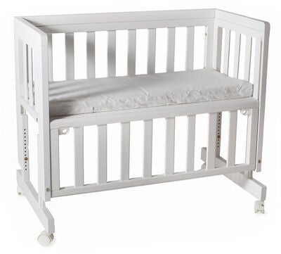 Troll bedside crib two bäst i test babycrib