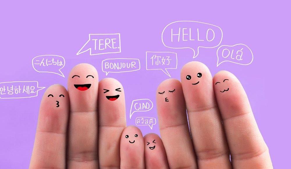 Tvåspråkigt barn pratar senare