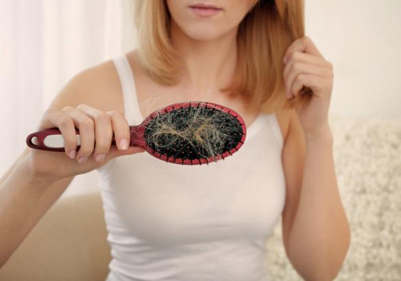Tappa hår efter graviditet amning