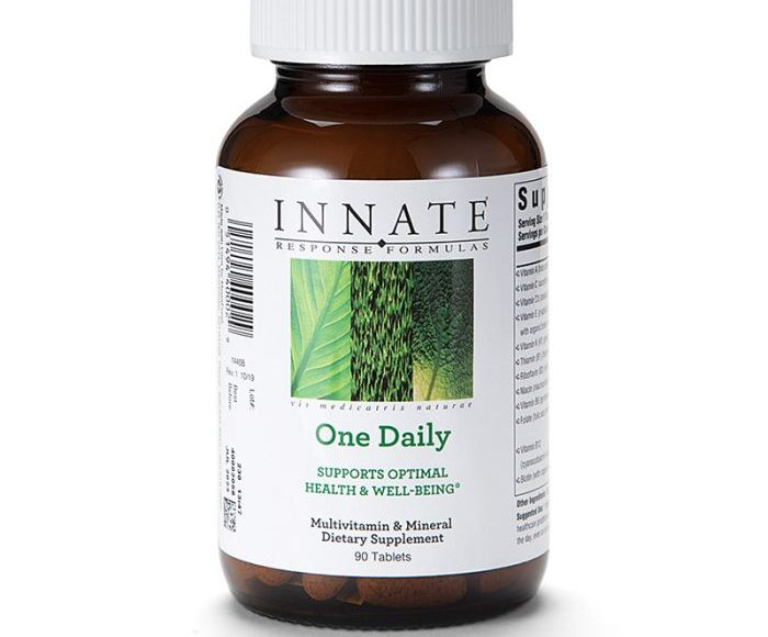 One daily multivitamin bäst i test