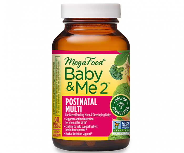 Vitaminer amning multivitamin