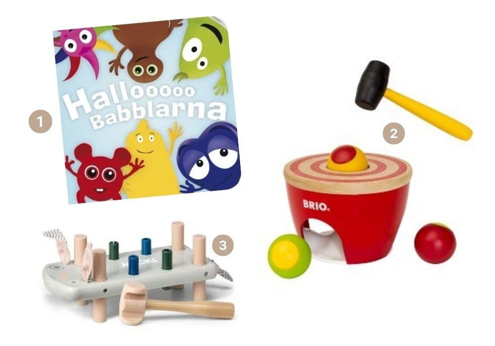 bästa leksaken till ettåring