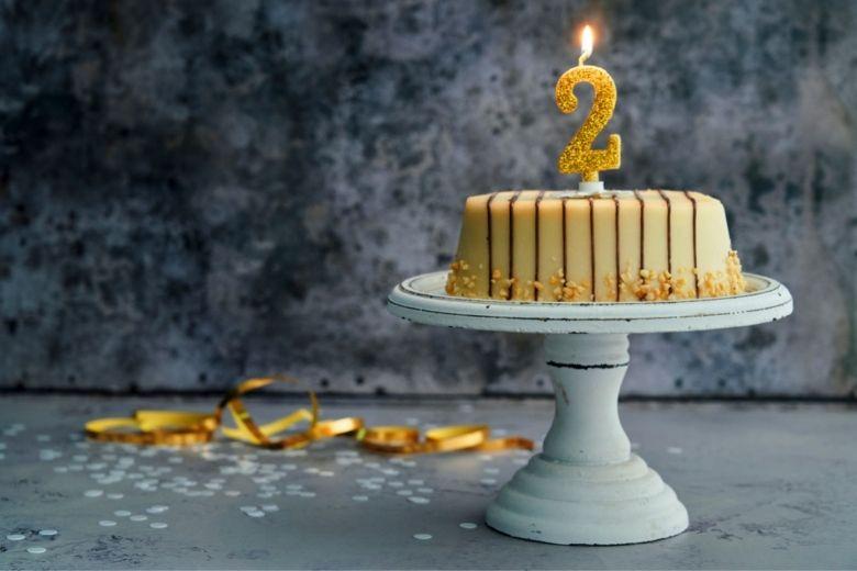 Födelsedag 2 år present tips