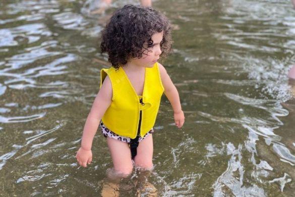 Simväst barn Swimpy