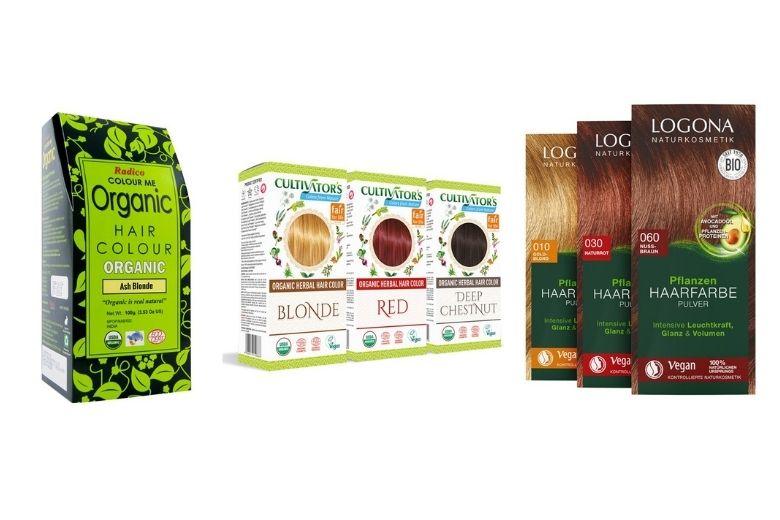 Ekologisk hårfärg gravid säker godkänd utan kemikalier
