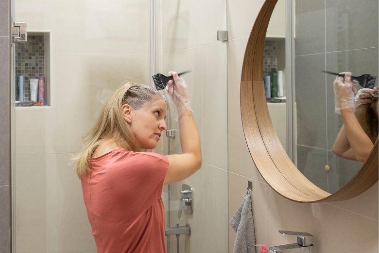Färga håret hemma gravid hemmafärgning