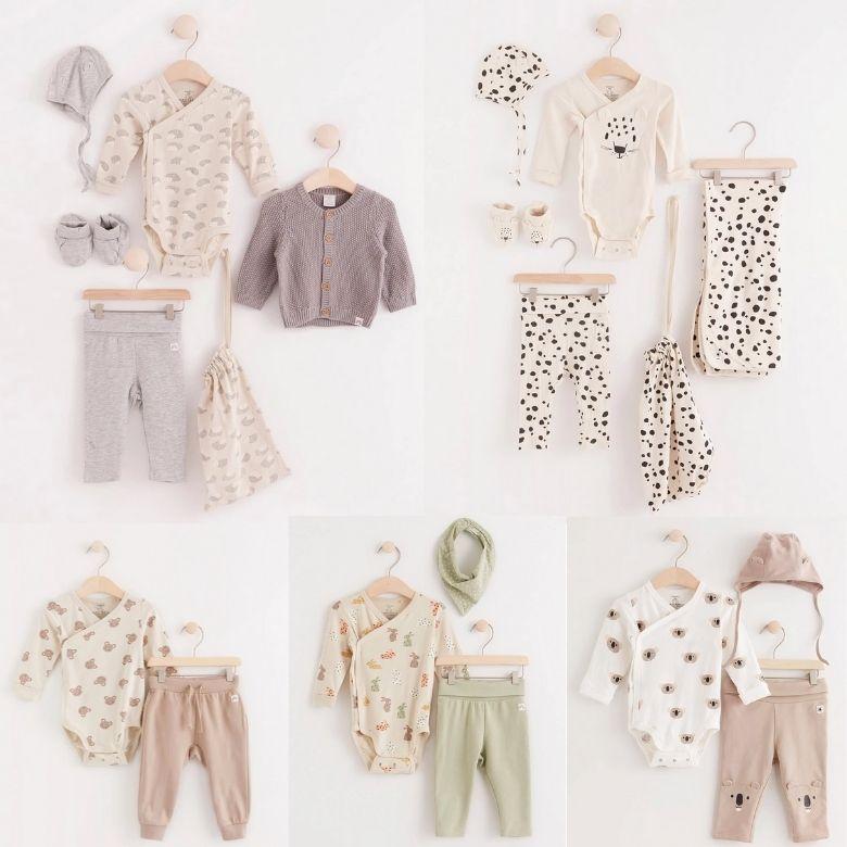 Unisex babykläder kläder baby könsneutrala unisex