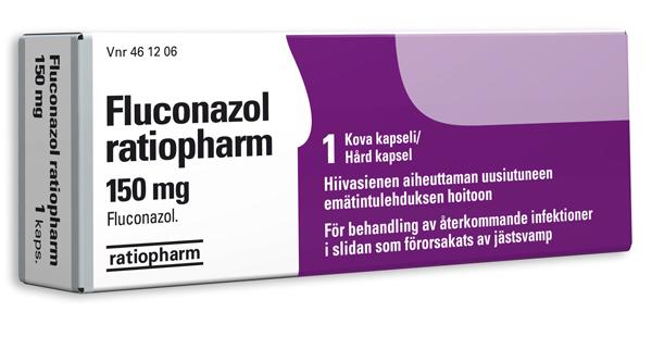 Fluconazol gravid svampinfektion tablett mot svamp gravid