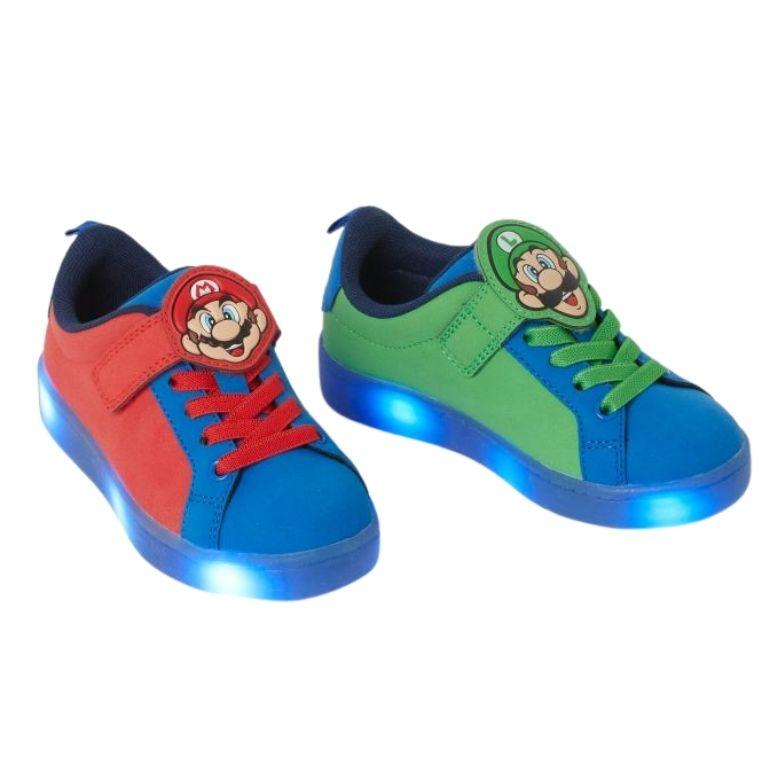 Blinkande skor barn H&M Super Mario