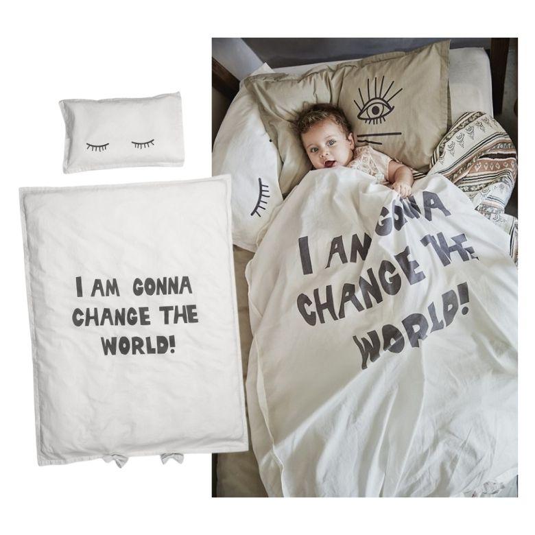 påslakan Elodie details sängkläder spjälsäng