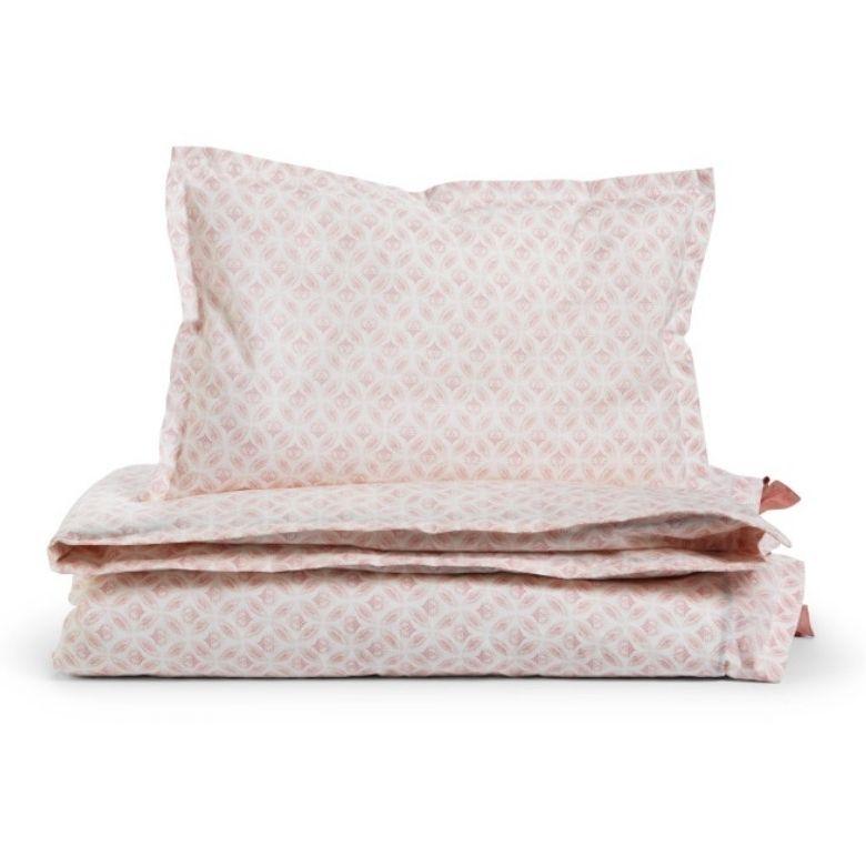 Elodie details påslakan spjälsäng rosa sängkläder barnsäng