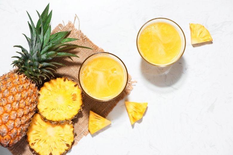 Ananas förlossning