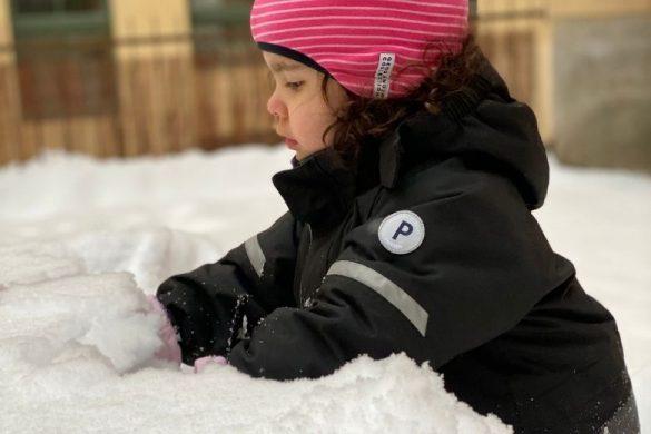 Polarn och pyret Vinteroverall barn bäst i test