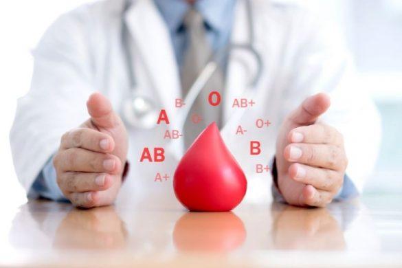 Blodgrupper arv - blodgrupp barn