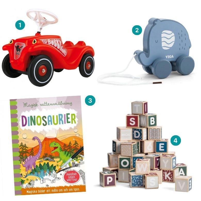 julklapp till pojke grabb bil barn leksak